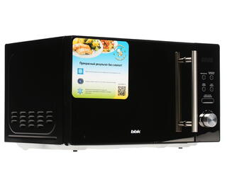 Микроволновая печь BBK 20MWS-722T/B-M черный