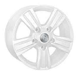 Автомобильный диск литой Replay TY117 8,5x20 5/114,3 ET 50 DIA 57,1 White