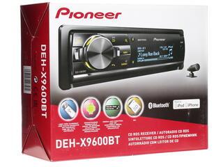 Автопроигрыватель Pioneer DEH-X9600BT