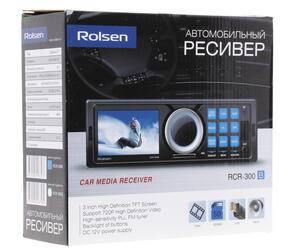 Автопроигрыватель Rolsen RCR-300B