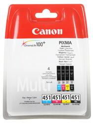 Набор картриджей Canon CLI-451