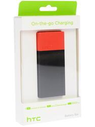 Портативный аккумулятор HTC Power Bank красный, синий