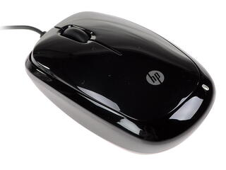 Мышь проводная HP Mouse x1200