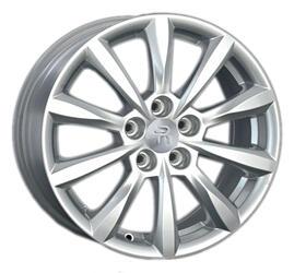 Автомобильный диск литой Replay OPL41 6,5x16 5/105 ET 39 DIA 56,6 Sil