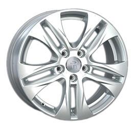 Автомобильный диск литой Replay GW4 6,5x17 5/114,3 ET 50 DIA 64,1 Sil