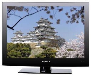 """Телевизор LCD 19"""" (48 см) Supra STV-LC1915W"""