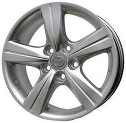 Автомобильный диск Литой LegeArtis TY92 7,5x17 5/114,3 ET 45 DIA 60,1 Sil