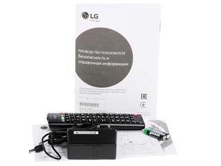 """24"""" (60 см)  LED-телевизор LG 24MT47V-PZ черный"""