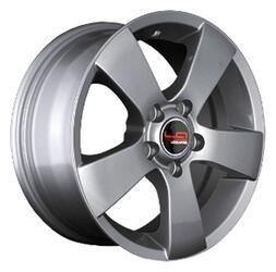 Автомобильный диск Литой LegeArtis SK6 6x14 5/100 ET 38 DIA 57,1 Sil