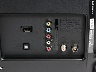 """32"""" (81 см)  LED-телевизор LG 32LF560U серебристый"""