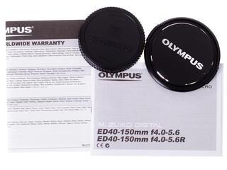 Объектив Olympus M.ZUIKO DIGITAL ED 40-150mm F4.0-5.6 R