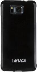 Накладка + защитная пленка   для смартфона Samsung SM-G850 Galaxy Alpha