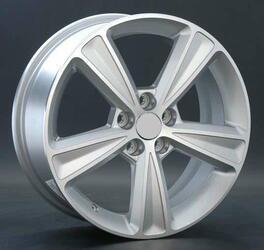 Автомобильный диск литой LegeArtis OPL38 7x17 5/105 ET 42 DIA 56,6 Sil