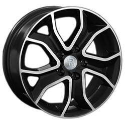 Автомобильный диск литой Replay PG60 6,5x16 5/114,3 ET 38 DIA 67,1 BKF