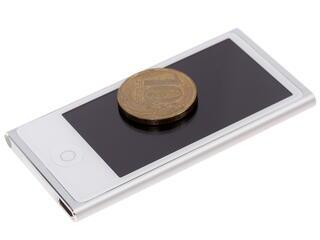 Мультимедиа плеер Apple iPod Nano 7th Gen 2015 серебристый