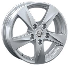 Автомобильный диск Литой LegeArtis NS100 7x17 5/114,3 ET 45 DIA 66,1 Sil