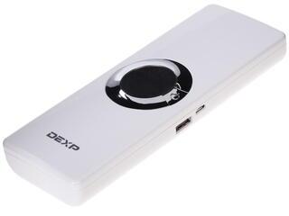 Портативный аккумулятор DEXP LongLive белый