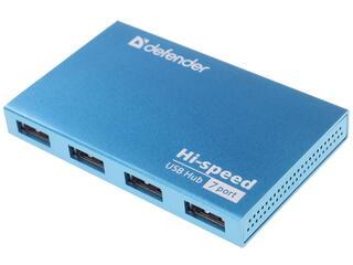 USB-разветвитель Defender Septima Slim