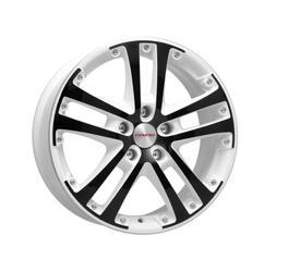 Автомобильный диск литой K&K Центурион 7x17 5/112 ET 54 DIA 57,1 Венге