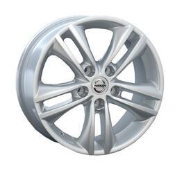 Автомобильный диск Литой Replay NS54 6,5x16 5/114,3 ET 45 DIA 66,1 Sil