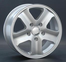 Автомобильный диск Литой LegeArtis SNG8 7x16 5/130 ET 43 DIA 84,1 Sil