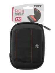 Чехол для внешнего HDD PORT Designs RIOII 400130 черный