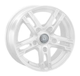 Автомобильный диск литой LS 215 6,5x16 5/139,7 ET 40 DIA 98,5 White