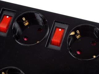 Сетевой фильтр SVEN Fort Pro черный