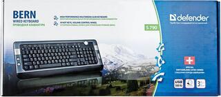 Клавиатура Defender SM-790 Bern Deluxe