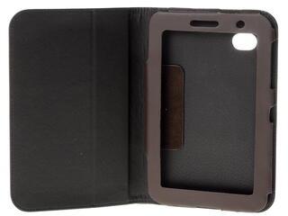Чехол-книжка для планшета Samsung Galaxy Tab 2 7.0 коричневый