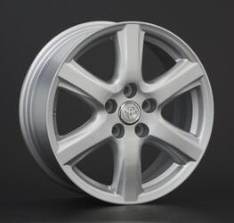 Автомобильный диск Литой Replay TY40 6,5x16 5/114,3 ET 45 DIA 60,1 Sil