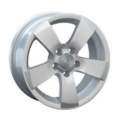 Автомобильный диск литой Replay VV72 6x15 5/100 ET 38 DIA 57,1 Sil