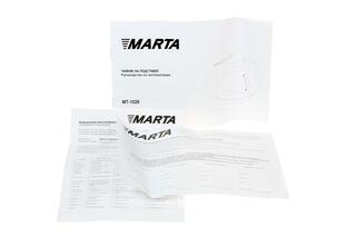 Электрочайник Marta MT-1026 красный