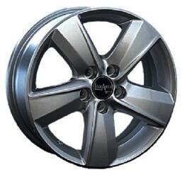 Автомобильный диск Литой LegeArtis VW81 6x15 5/100 ET 38 DIA 57,1 GM