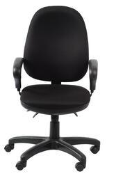 Кресло офисное Бюрократ T-612AXSN черный