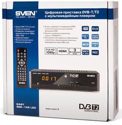 Приставка для цифрового ТВ SVEN Easy See 149