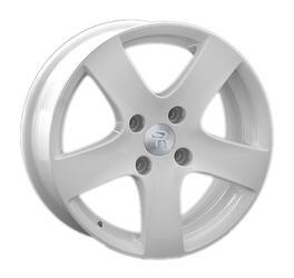 Автомобильный диск литой Replay PG17 6x15 4/108 ET 27 DIA 65,1 White