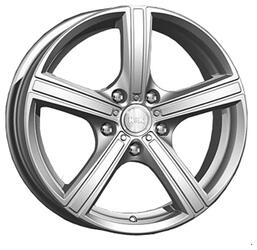 Автомобильный диск Литой K&K Спринт 6,5x15 5/114,3 ET 45 DIA 67,1 Блэк платинум