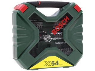 Набор сверл и насадок-бит Bosch 2607010610