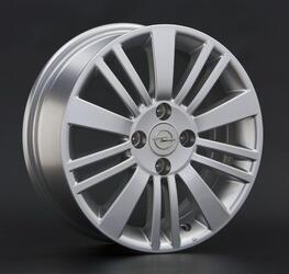 Автомобильный диск Литой Replay OPL18 6x15 4/100 ET 43 DIA 56,6 Sil
