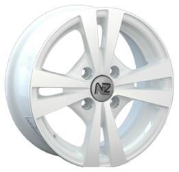 Автомобильный диск Литой NZ SH619 6x14 4/98 ET 35 DIA 58,6 White