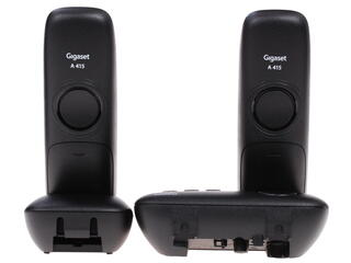 Телефон беспроводной (DECT) Siemens Gigaset A415A DUO