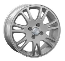 Автомобильный диск литой Replay KI62 6x15 4/100 ET 48 DIA 54,1 Sil