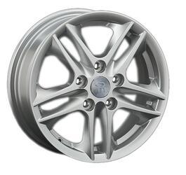 Автомобильный диск литой Replay MZ71 5,5x15 5/114,3 ET 50 DIA 67,1 Sil