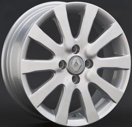 Автомобильный диск литой Replay RN31 6x15 4/112 ET 60 DIA 110,1 Sil