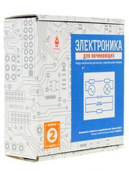Электронный конструктор Электроника для начинающих
