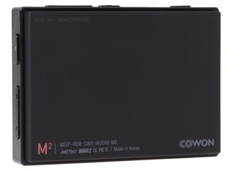 Мультимедиа плеер Cowon M2 16Gb черный