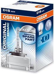 Ксеноновая лампа Osram D1S, 85 В, 35 Вт, PK32d-2 XENARC ORIGINAL