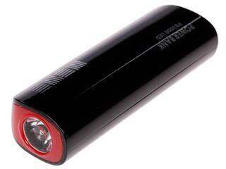 Портативный аккумулятор InterStep IS-AK-PB3000LED-000B201 красный, черный