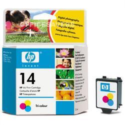 Картридж струйный HP 14 (C5010DE)